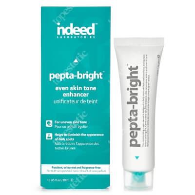 Indeed Pepta Bright Serum rozjaśniające przebarwienia i ujednolicające koloryt skóry 30 ml