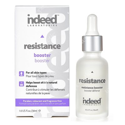 Indeed Resistance Booster Serum wzmacniające typu booster 30 ml