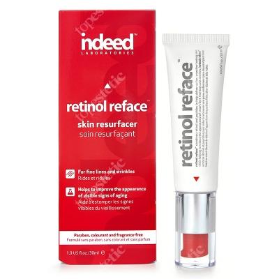 Indeed Retinol Reface Efekt nowej skóry i intensywna kuracja przeciwzmarszczkowa 30 ml