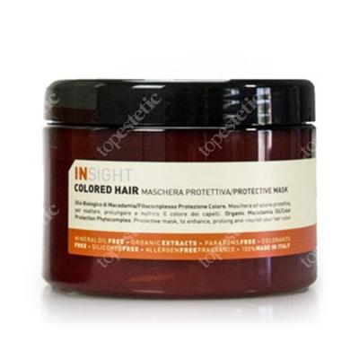 InSight Colored Hair Protective Mask Maska ochronna do włosów farbowanych 500 ml