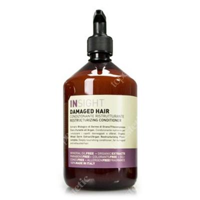 InSight Damaged Hair Restructurizing Conditioner Odżywka odbudowująca do włosów zniszczonych 400 ml