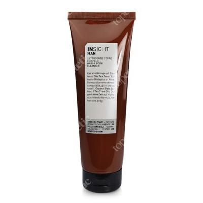 InSight Man Hair And Body Cleanser Płyn do mycia ciała i włosów 250 ml