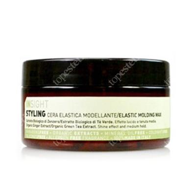 InSight Styling Elastic Molding Wax Elastyczny wosk do modelowania włosów 90 ml