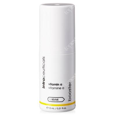 Intraceuticals Vitamin A + Booster Wzmacniacz domowy z witaminą A 15 ml
