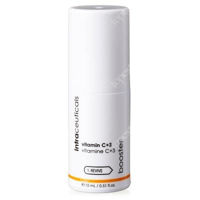 Intraceuticals Vitamin C+3 Booster Wzmacniacz domowy z witaminą C 15 ml
