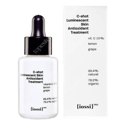 Iossi C Shot Luminescent Skin Antioxidant Serum do twarzy z witaminąC, 30 ml