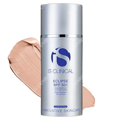 iS Clinical Eclipse SPF 50 Beige Krem ochronny beżowy 100 g