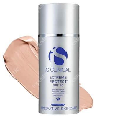 iS Clinical Extreme Protect Nawilżający krem z ochroną przeciwsłoneczną SPF 40 (kolor Medium) 100 g