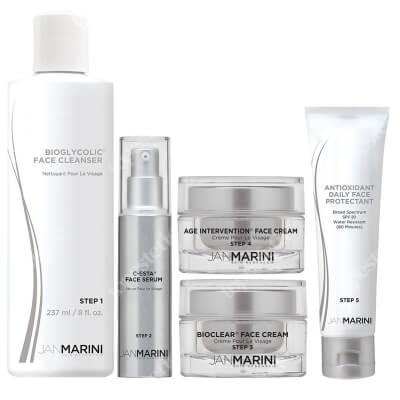 Jan Marini Skin Care Management System ZESTAW Przeciwzmarszczkowy dla skóry suchej i bardzo suchej 1 szt