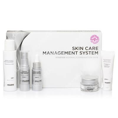 Jan Marini Skin Care Management System Starter ZESTAW Przeciwzmarszczkowy do skóry normalnej i mieszanej 1 szt