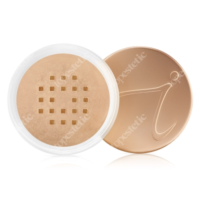 Jane Iredale Amazing Base Loose Mineral Powder Puder mineralny sypki 10,5 g (kolor Golden Glow)