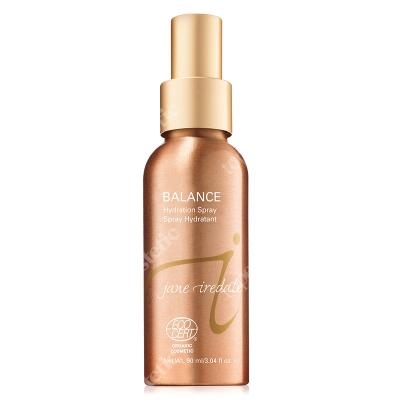 Jane Iredale Balance Hydration Spray Woda do twarzy w spray'u nawilżająca i antyutleniająca 90 ml