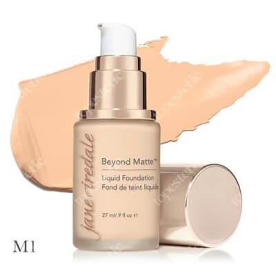 Jane Iredale Beyond Matte™ Liquid Foundation M1 Wielozadaniowy i długotrwały podkład ( fair neutral ) 27 ml