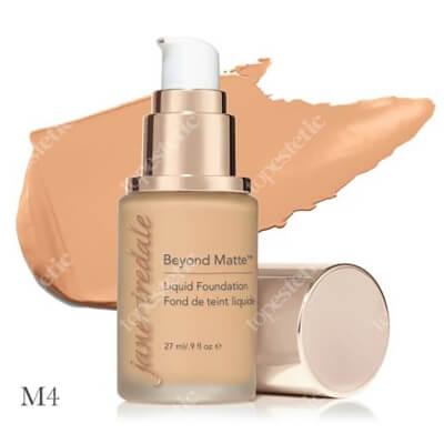 Jane Iredale Beyond Matte™ Liquid Foundation M4 Wielozadaniowy i długotrwały podkład ( light to medium with neutral undertones ) 27 ml