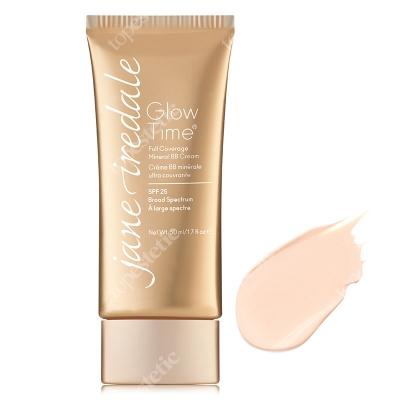 Jane Iredale Glow Time Full Coverage Mineral BB Cream Baza mineralna BB w formie kremu 50 ml (kolor BB1)