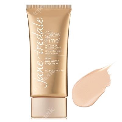 Jane Iredale Glow Time Full Coverage Mineral BB Cream Baza mineralna BB w formie kremu 50 ml (kolor BB3)