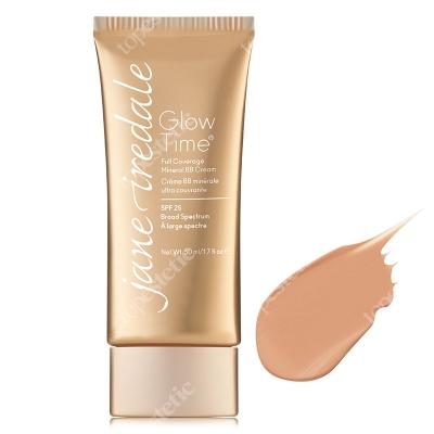 Jane Iredale Glow Time Full Coverage Mineral BB Cream Baza mineralna BB w formie kremu 50 ml (kolor BB7)