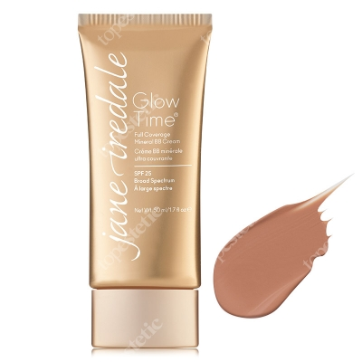 Jane Iredale Glow Time Full Coverage Mineral BB Cream Baza mineralna BB w formie kremu 50 ml (kolor BB9)