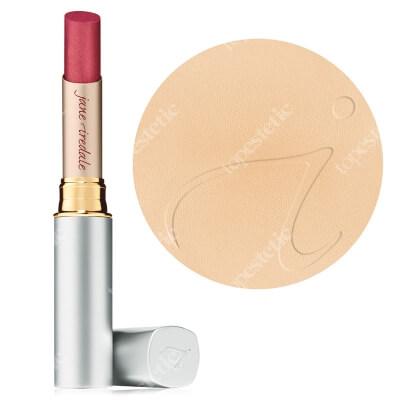 Jane Iredale Just Kissed – Lip Plumper + PurePressed Base Mineral Foundation SPF 20 Refill ZESTAW Pomadka długotrwała powiększająca usta 3 g (kolor Tokyo) + Mineralny puder prasowany - Wkłady 9,9 g (kolor Golden Glow)