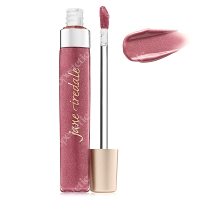 Jane Iredale Pure Gloss - Lip Gloss Błyszczyk powiększający, nawilżający i stymulujący 7 ml (kolor Candied Rose)