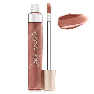 Jane Iredale Pure Gloss - Lip Gloss Błyszczyk powiększający, nawilżający i stymulujący 7 ml (kolor Sangria)