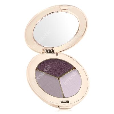 Jane Iredale Pure Pressed Eye Shadows Potrójne cienie do powiek 2,8 g (kolor Cloud Nine)
