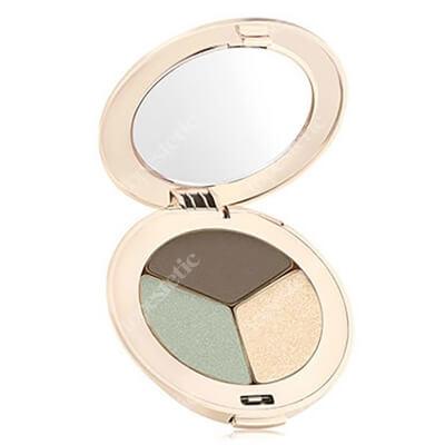 Jane Iredale Pure Pressed Eye Shadows Potrójne cienie do powiek 2,8 g (kolor Harmony)