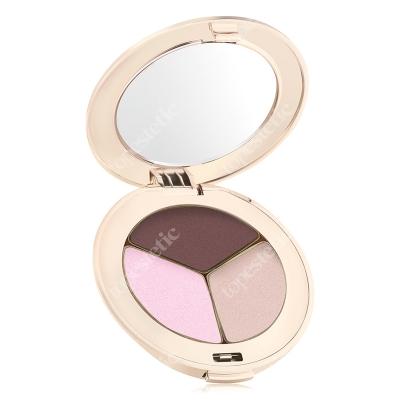 Jane Iredale Pure Pressed Eye Shadows Potrójne cienie do powiek 2,8 g (kolor Pink Bliss)