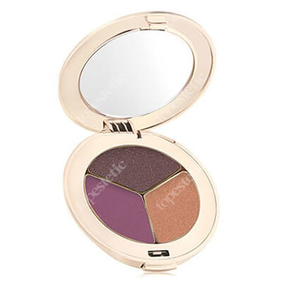 Jane Iredale Pure Pressed Eye Shadows Potrójne cienie do powiek 2,8 g (kolor Ravishing)
