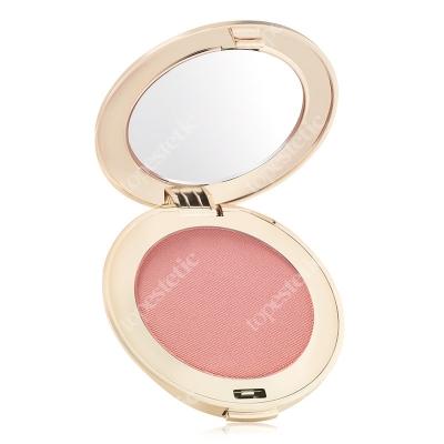 Jane Iredale Pure Pressed Blush Róż prasowany, antyutleniający 2,8 g (kolor Barely Rose)