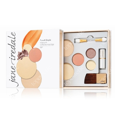 Jane Iredale Sample KIT Zestaw próbny (kolor Light)