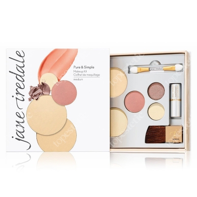 Jane Iredale Sample KIT Zestaw próbny (kolor Medium) 1 szt