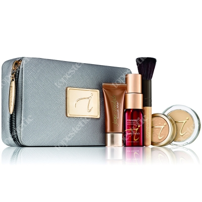 Jane Iredale Starter KIT Zestaw startowy (kolor Medium Light)
