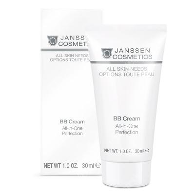 Janssen Cosmetics BB Cream Light SPF25 Krem nawilżający z kolorantem 30 ml