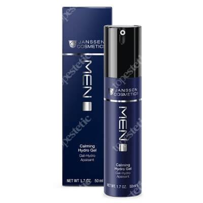 Janssen Cosmetics Calming Hydro Gel Żel łagodząco-nawilżający 50 ml
