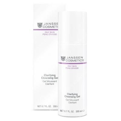 Janssen Cosmetics Clarifying Cleansing Gel Łagodny żel oczyszczający 200 ml