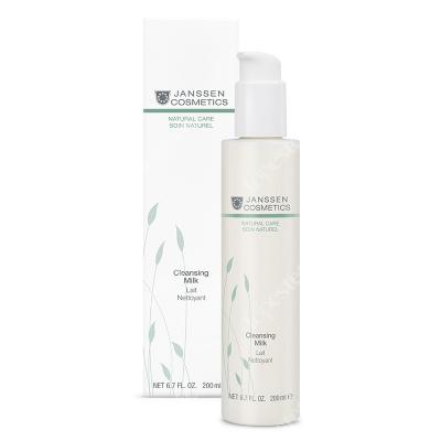 Janssen Cosmetics Cleansing Milk Łagodne mleczko oczyszczające 200 ml