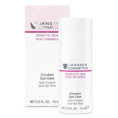 Janssen Cosmetics Comfort Eye Care Emulsja pod oczy 15 ml