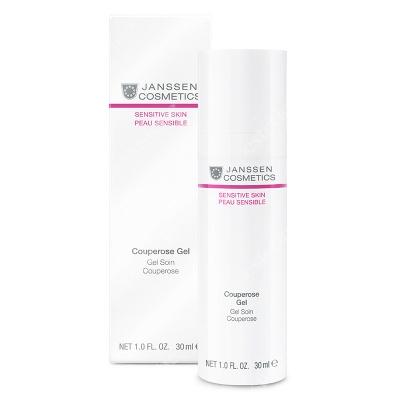 Janssen Cosmetics Couperose Gel Żel wzmacniający naczynia krwionośne 30 ml