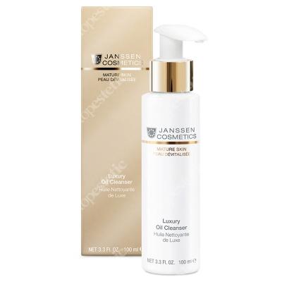 Janssen Cosmetics Luxury Oil Cleanser Luksusowy olejek oczyszczający 100 ml