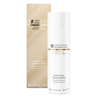 Janssen Cosmetics Multi Action Cleansing Balm Multiaktywny balsam oczyszczający 50 ml