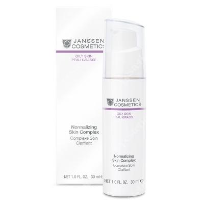 Janssen Cosmetics Normalizing Skin Complex Koncentrat na stany zapalne 30 ml