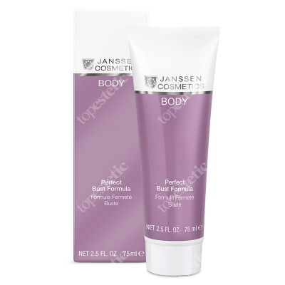 Janssen Cosmetics Perfect Bust Formula Emulsja ujędrniająca biust i dekolt 75 ml
