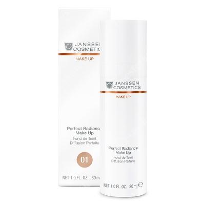 Janssen Cosmetics Perfect Radiance Make Up 01 Podkład do perfekcyjnego rozświetlenia skóry 30 ml