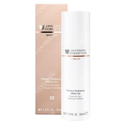 Janssen Cosmetics Perfect Radiance Make Up 02 Podkład do perfekcyjnego rozświetlenia skóry 30 ml