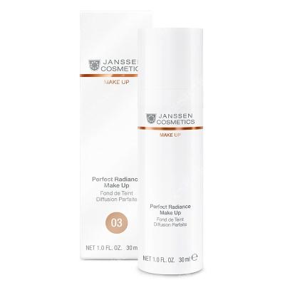 Janssen Cosmetics Perfect Radiance Make Up 03 Podkład do perfekcyjnego rozświetlenia skóry 30 ml