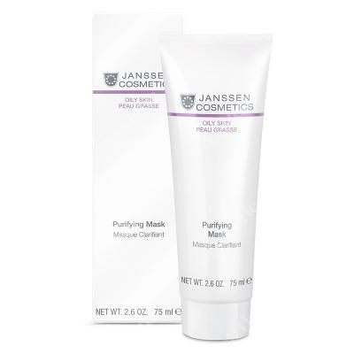 Janssen Cosmetics Purifying Mask Maska głęboko oczyszczająca 75 ml