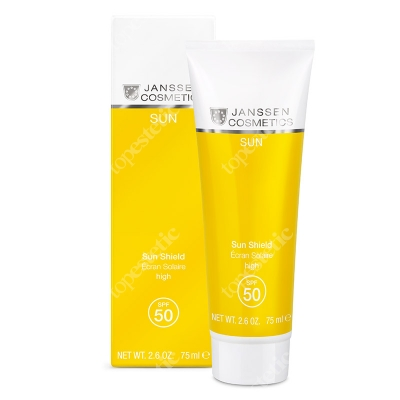 Janssen Cosmetics Sun Shield SPF 50 Ochronny krem przeciwsłoneczny 75 ml