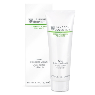 Janssen Cosmetics Tinted Balancing Cream Krem normalizujący z pigmentem 50 ml