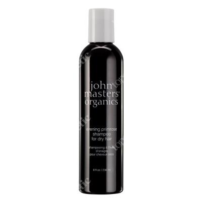John Masters Organics Evening Primrose Shampoo For Dry Hair Wieczorny pierwiosnek - szampon do suchych włosów 236 ml